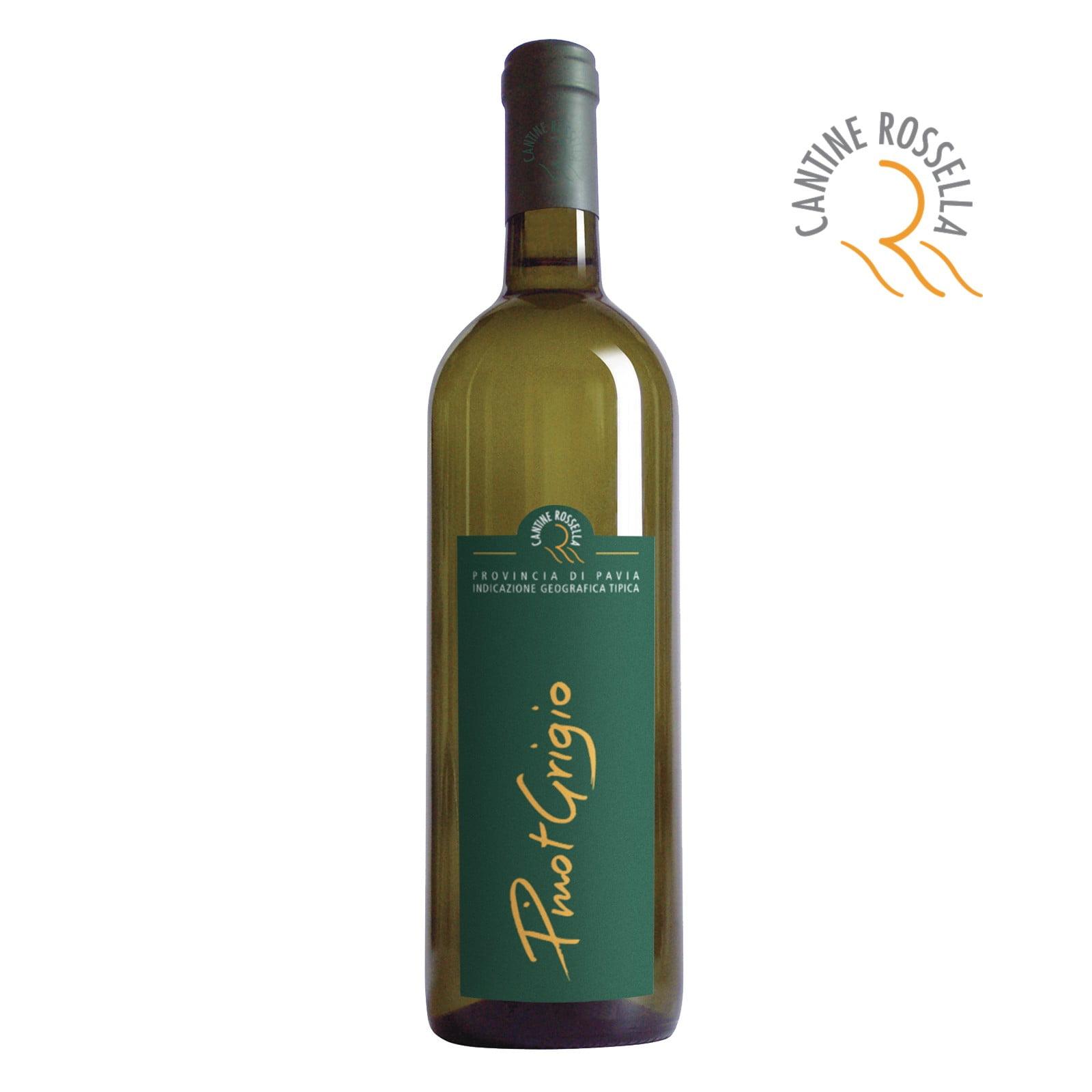 Provincia di Pavia IGT Pinot Grigio