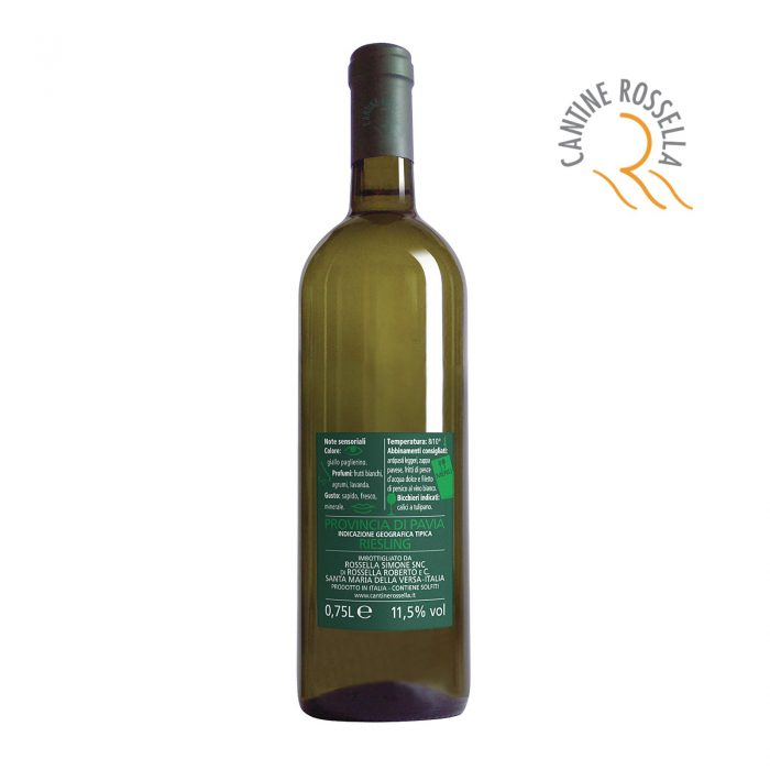 retro riesling cantine rossella