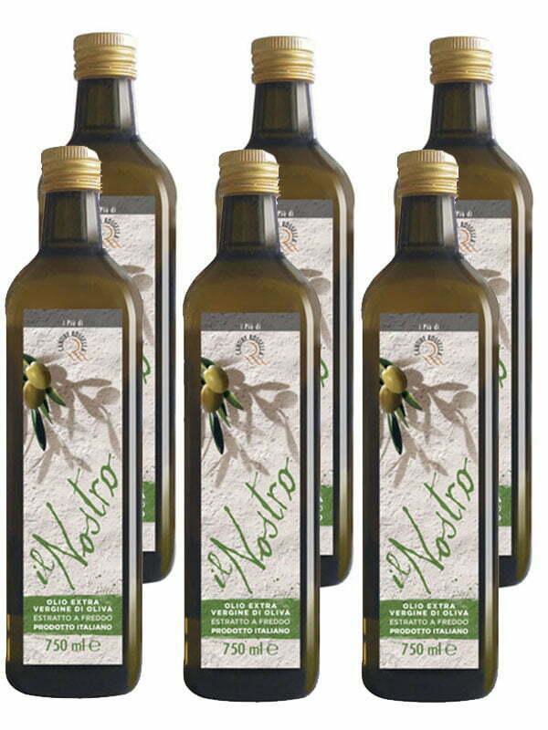 olio il nostro 6 bottiglie