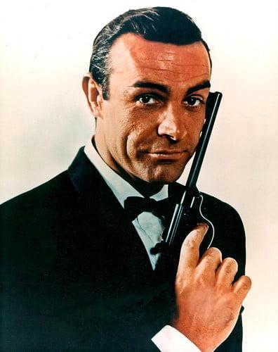 007 sean connery